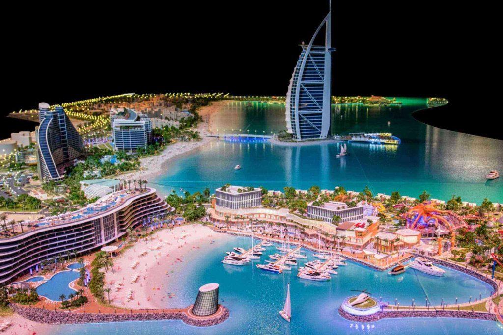 luxurious hotels in dubai