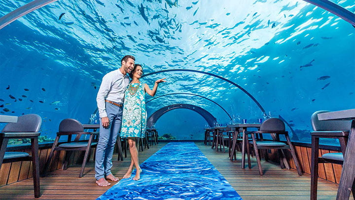 best places to visit in maldives for honeymoon