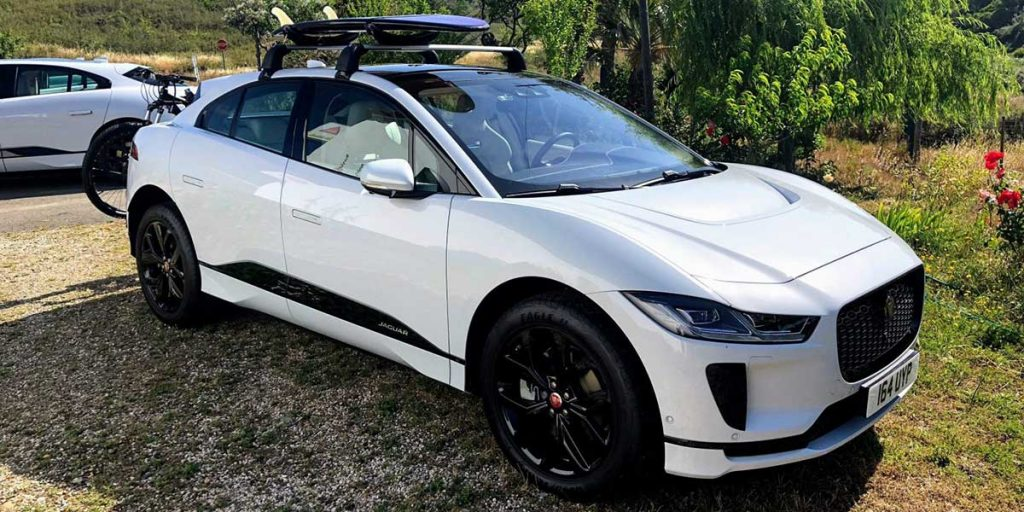 best luxury electric cars 2020