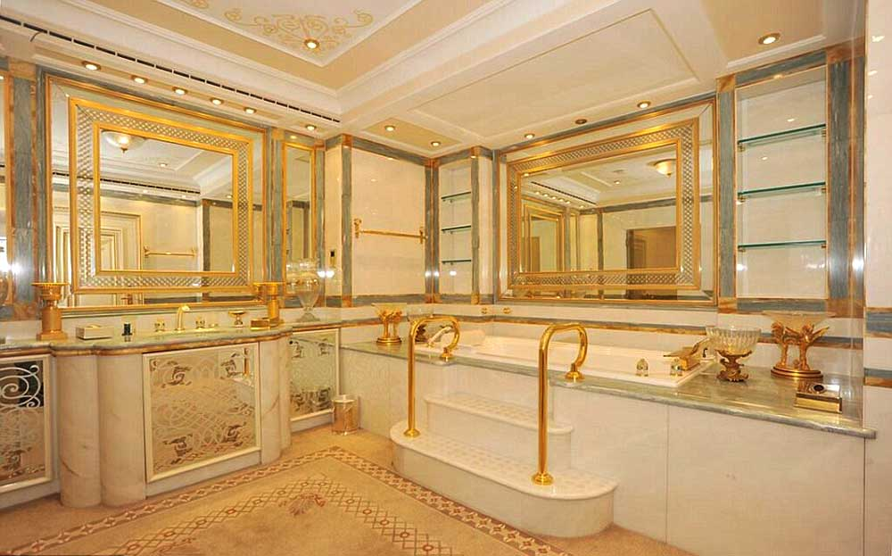 Top 20 World S Most Expensive Bathroom In 2021