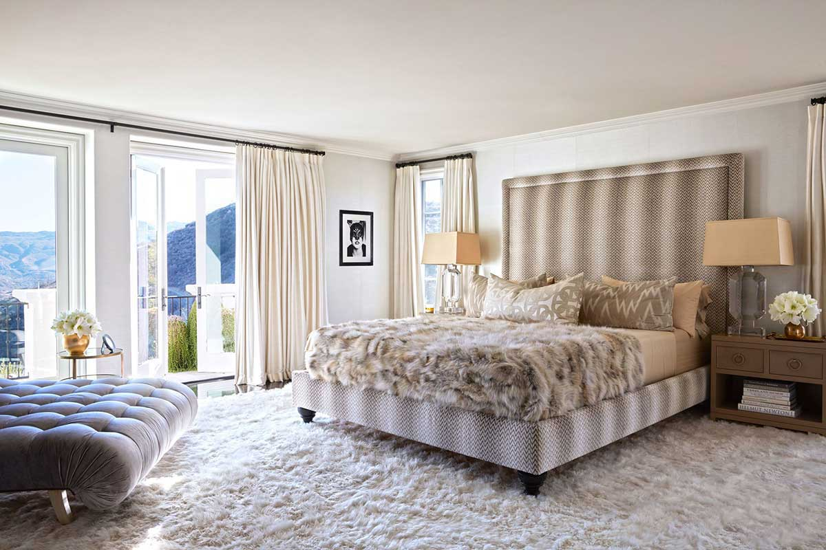 luxurious bedrooms in the world