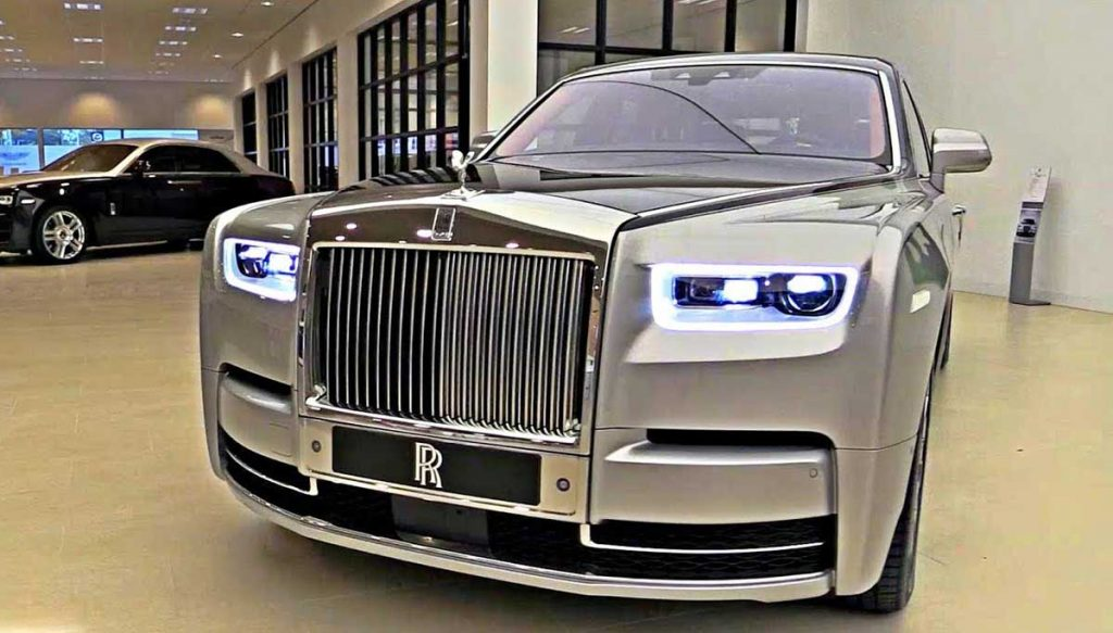 expensive luxury car brands in the world 2020