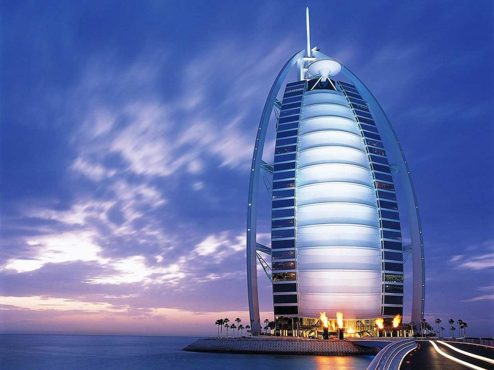 luxurious hotels in the world