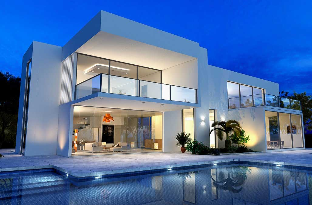 luxurious house in the world
