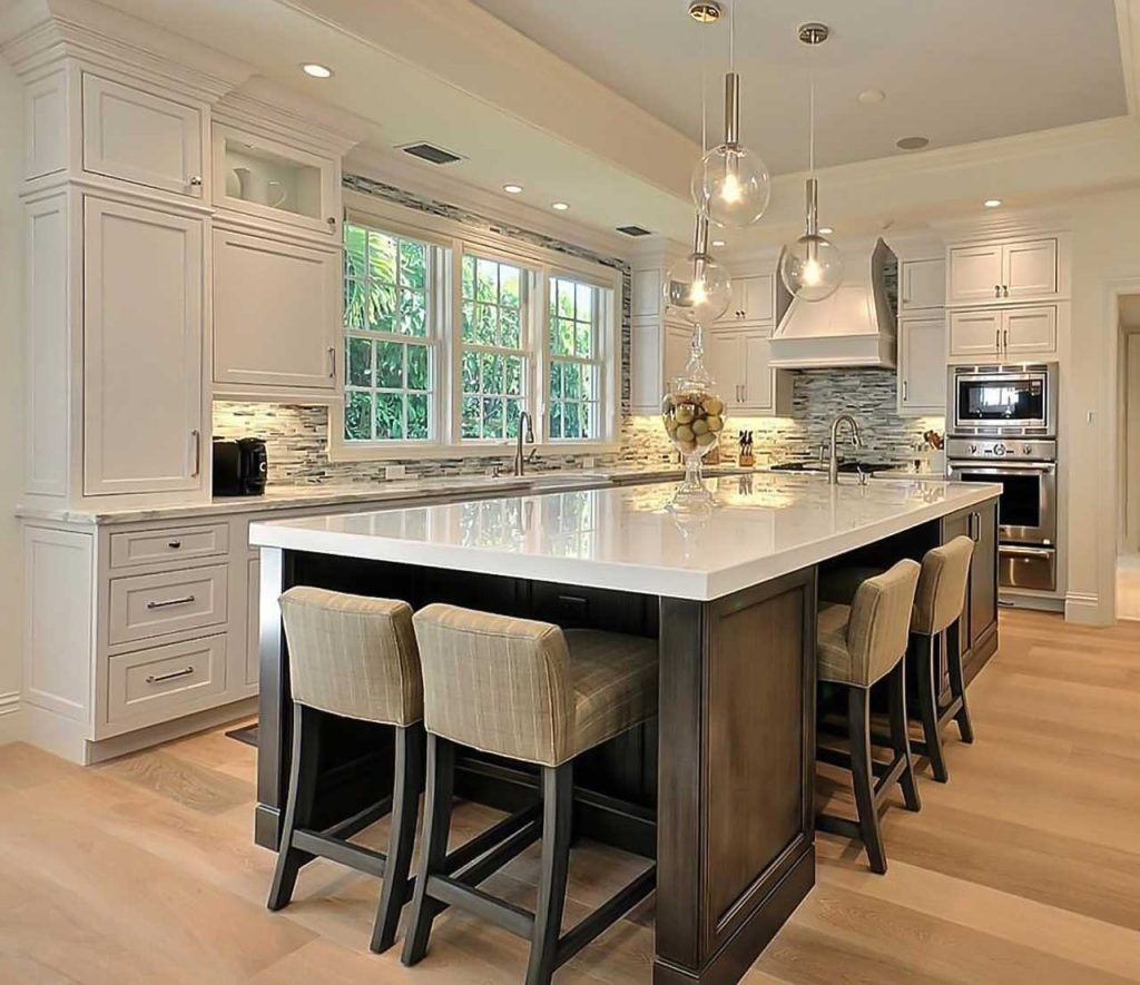 luxury kitchen design 2021