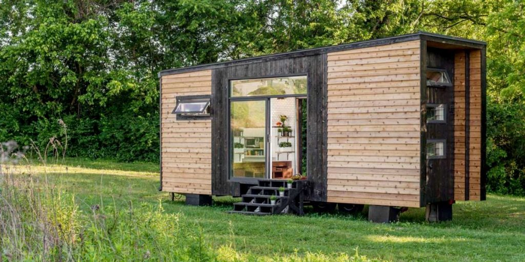 most luxurious tiny homes 2020