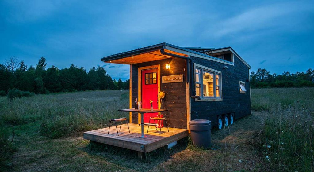 most luxurious tiny homes 2021
