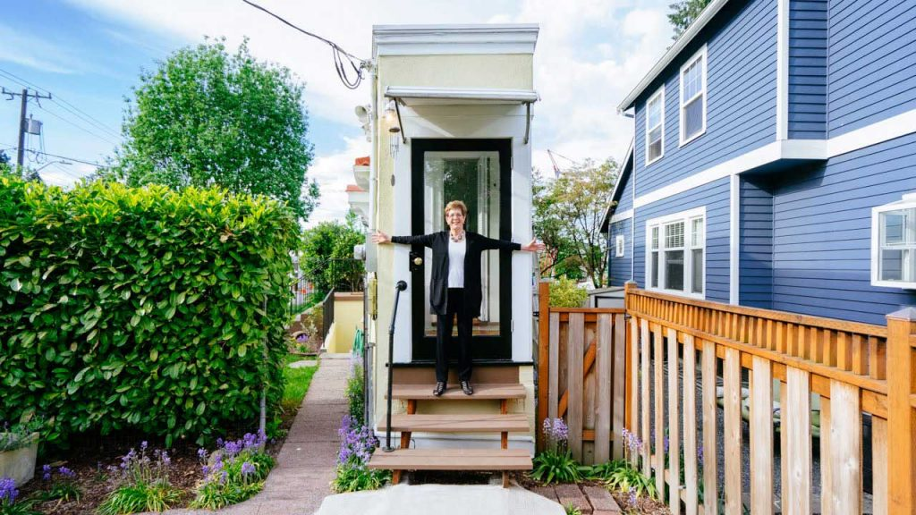 luxury tiny homes 2021