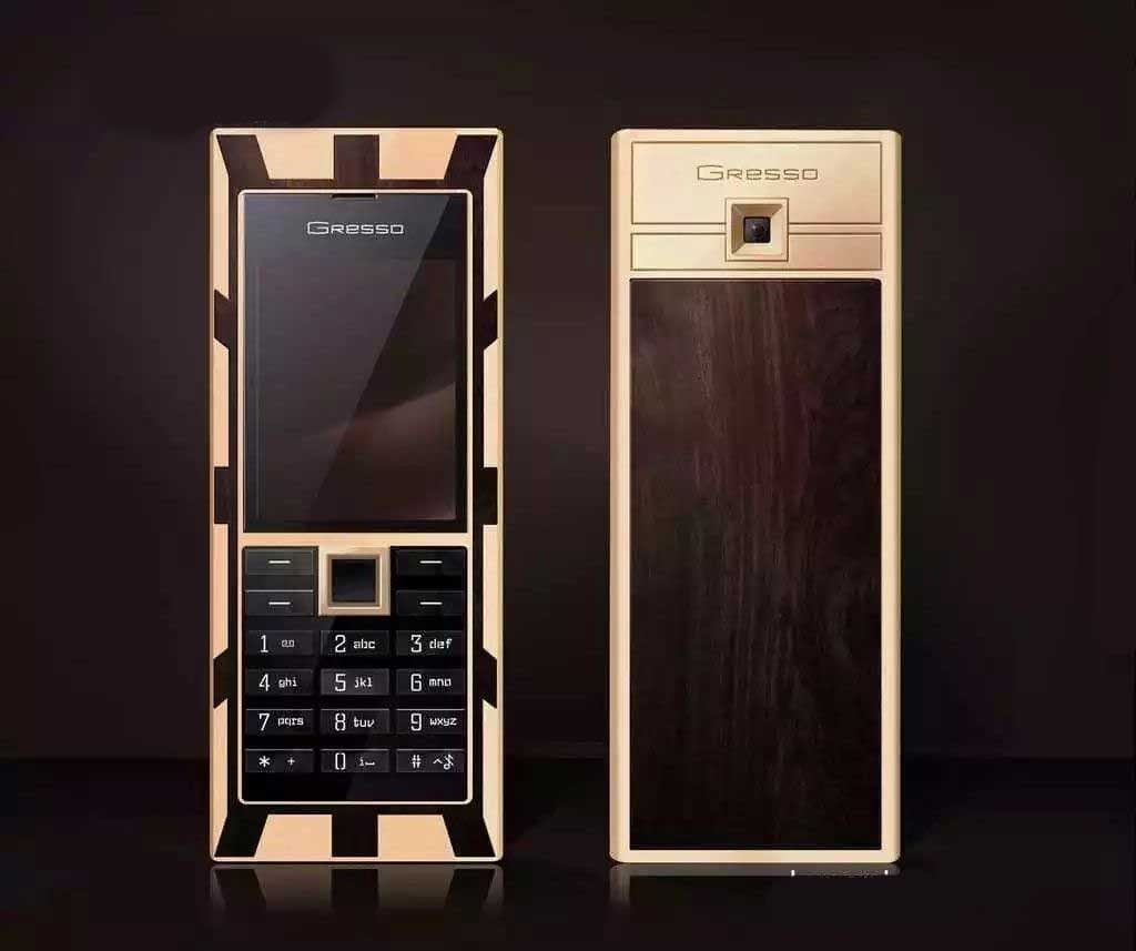 luxury expensive mobile phones