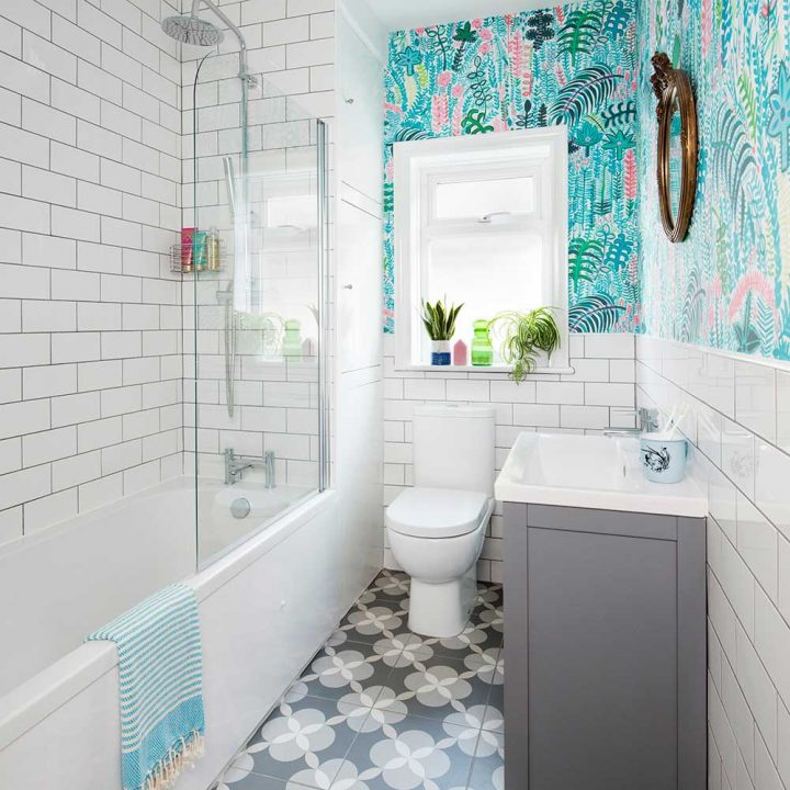 redesign a small bathroom 2020 - wallpaper
