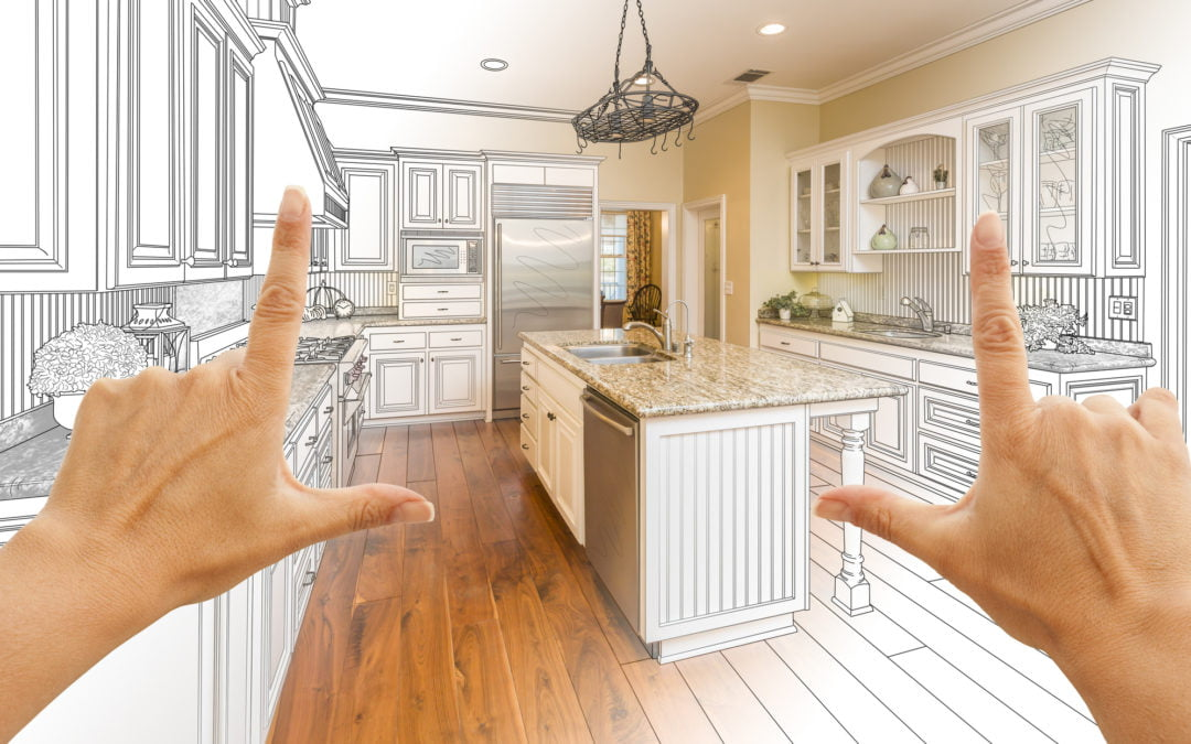 redesign a small kitchen