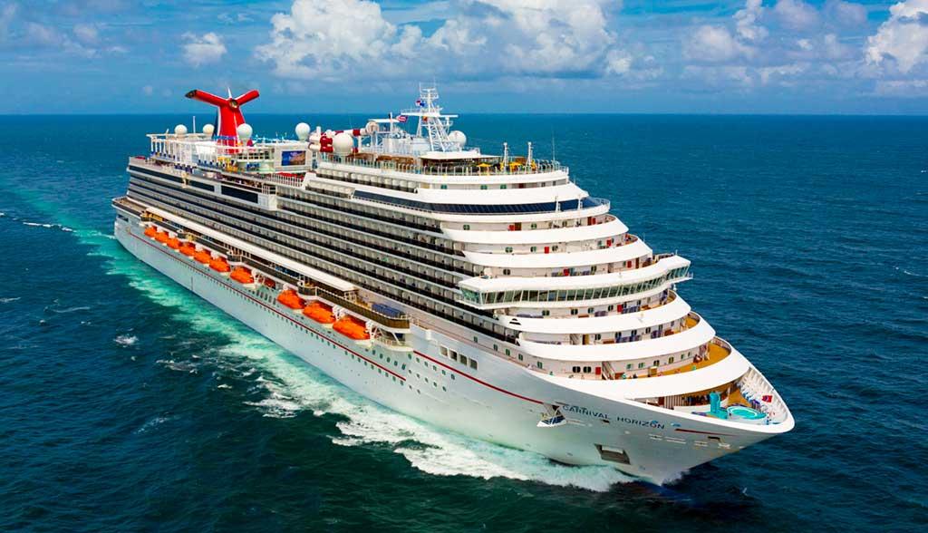 largest cruise ship capacity