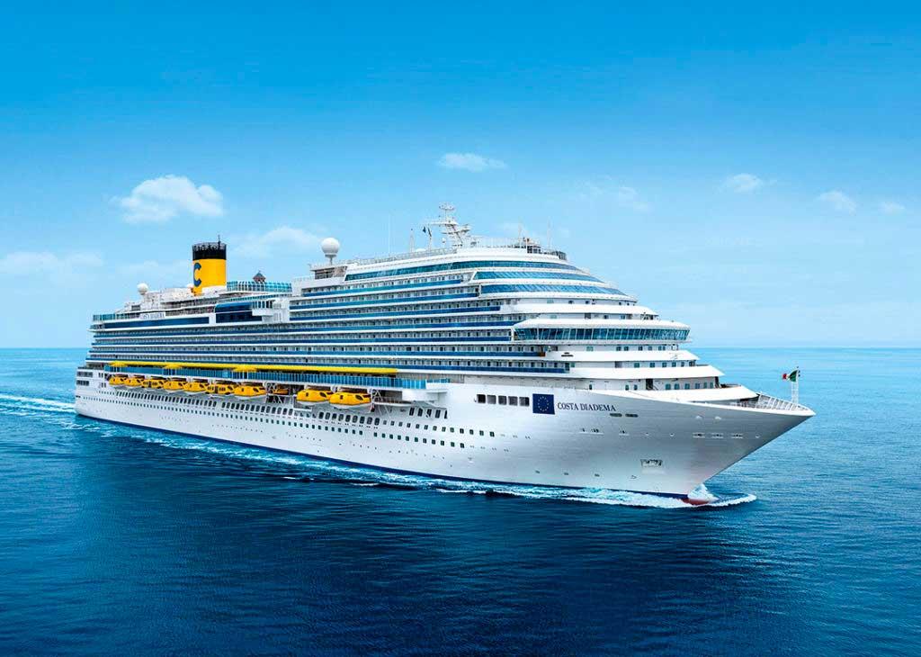 largest passenger ship