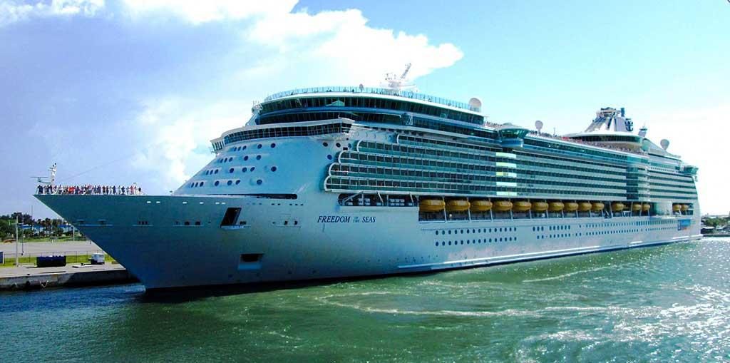 biggest cruise lines 2020