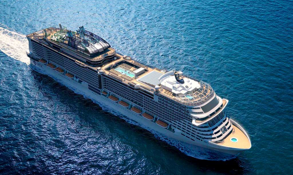 biggest ship in the world 2020