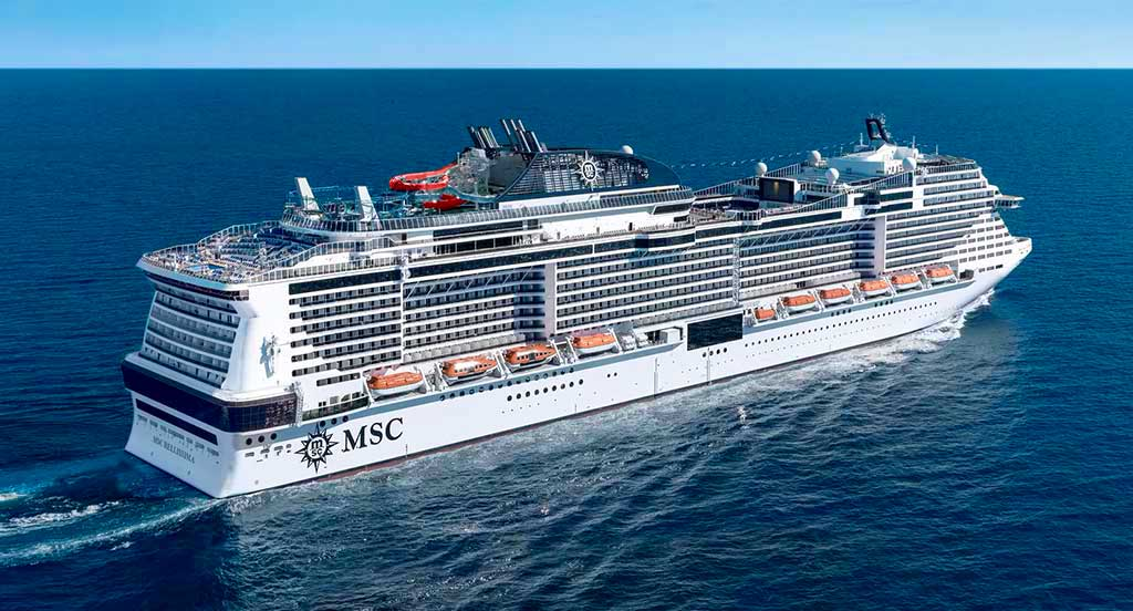 largest cruise ship in the world 2021