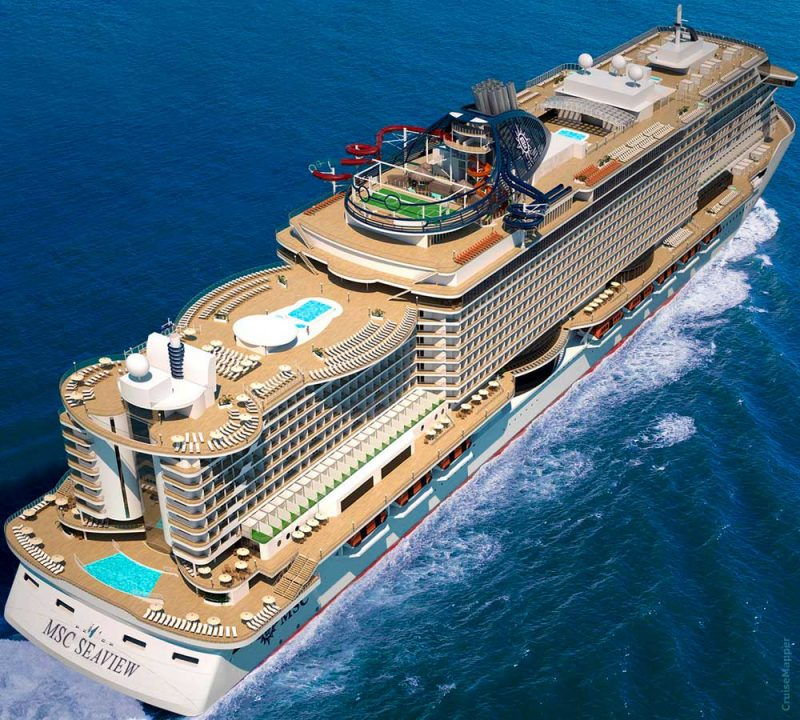 largest cruise lines 2020