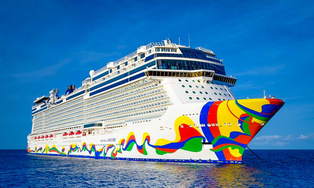 biggest cruise lines 2020