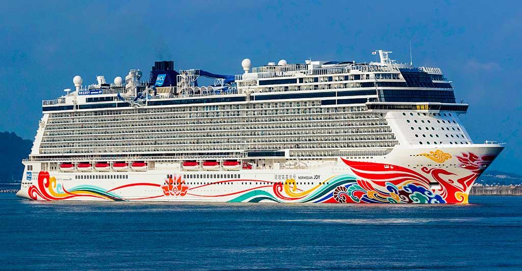 largest cruise ship
