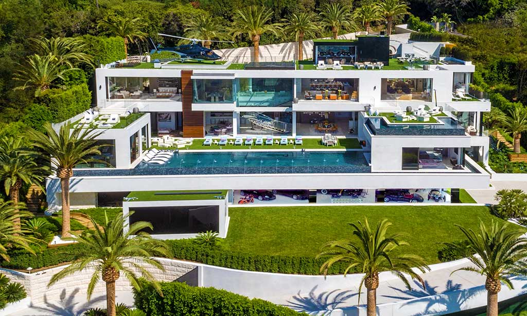 biggest mansion in the world 2020