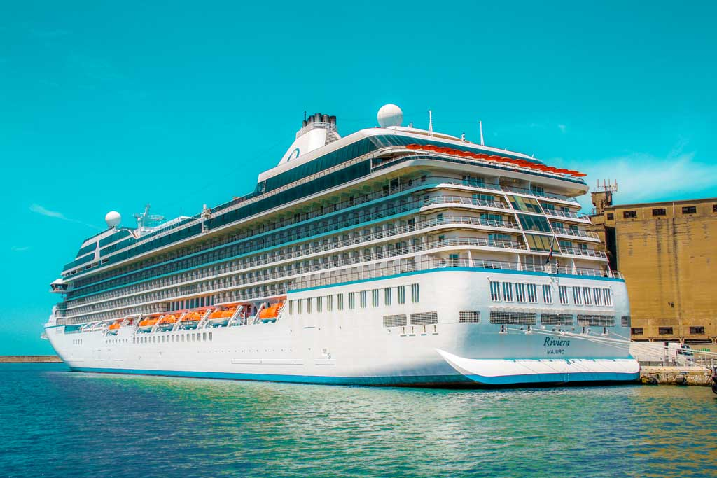 most luxurious cruise ship 2020