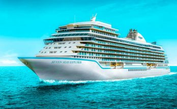 Most Expensive Luxurious Cruise Ships in the World