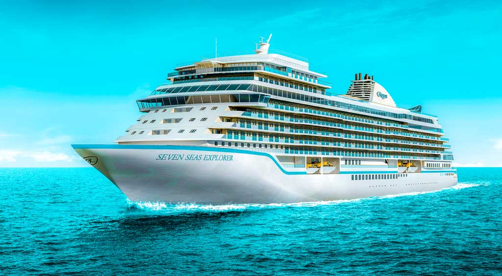 most luxurious cruise ship in the world 2020