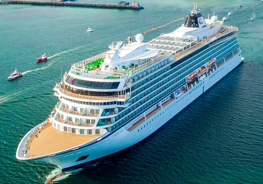 most luxurious cruise ship 2021