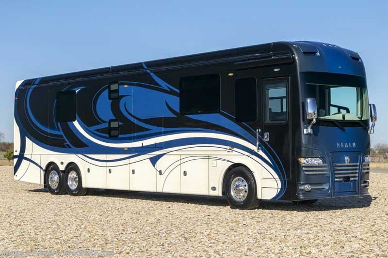 most luxury bus 2020