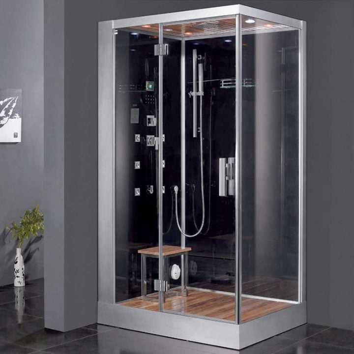 expensive showers