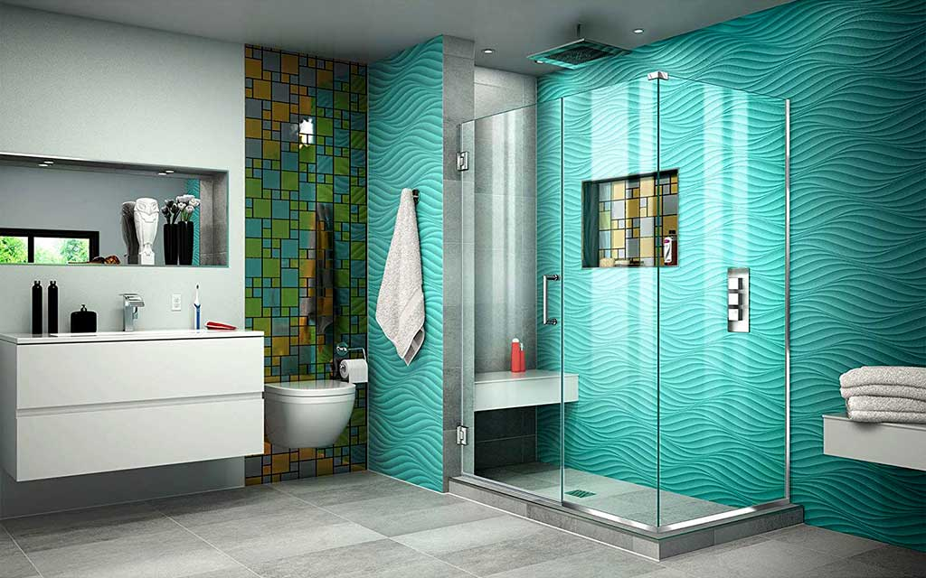 most expensive shower in the world 2020