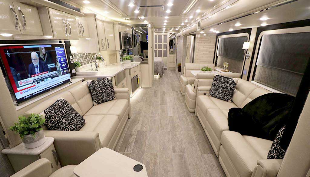 most expensive bus 2021