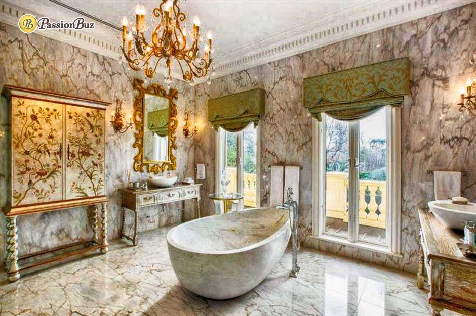 world's most expensive bathroom