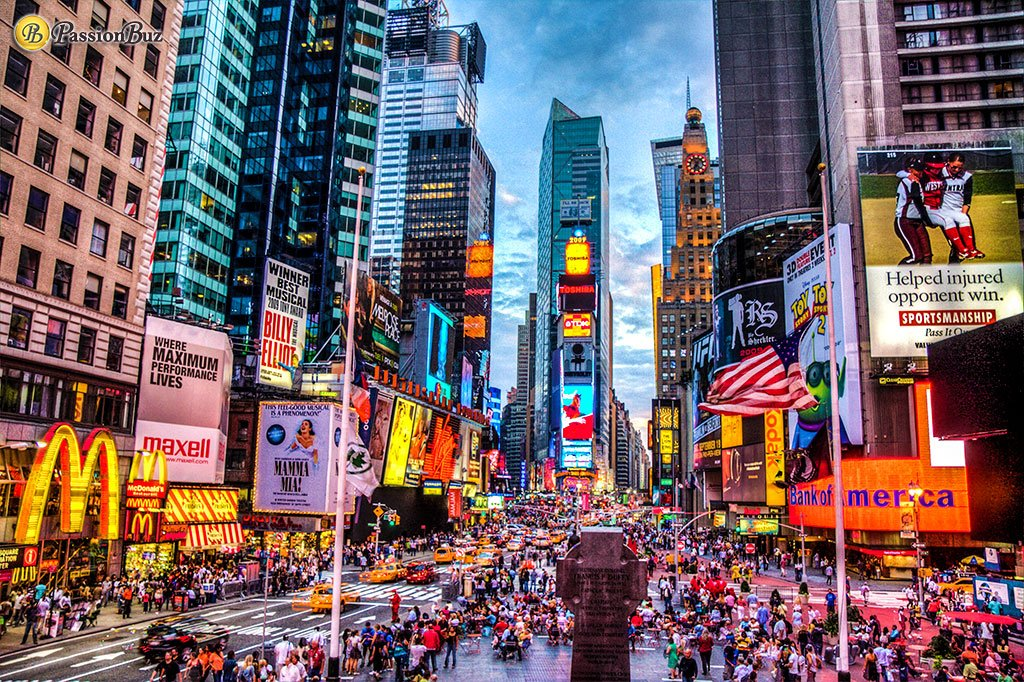 top tourist destinations in usa 2020