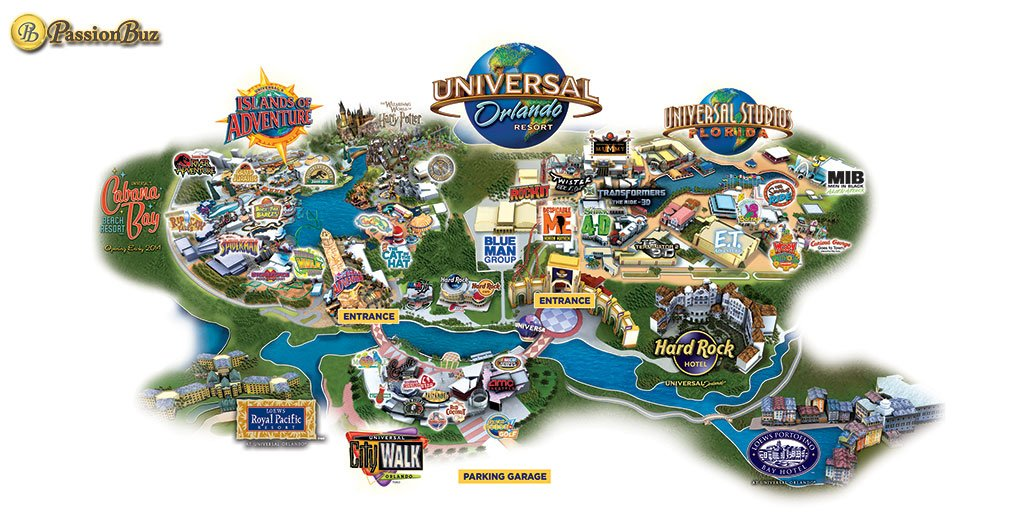 tourist attractions in usa 2020