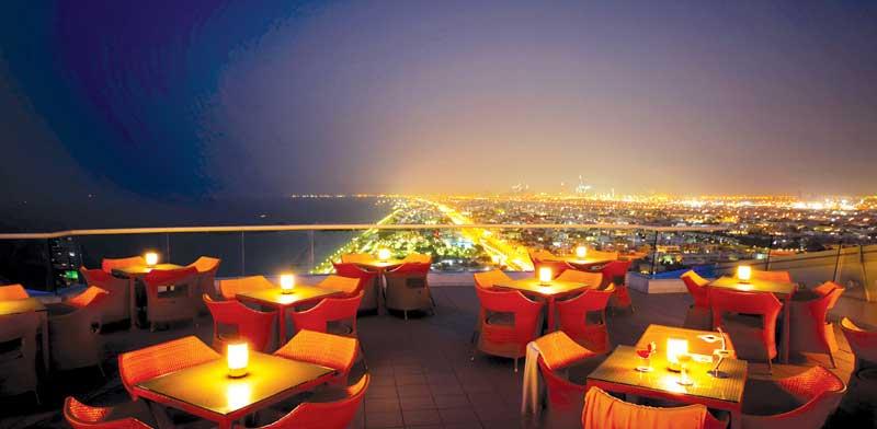 Dubai lifestyle: Luxury Bar