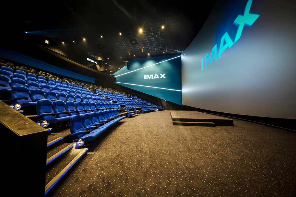 Dubai lifestyle 2021: Luxury Movie Theaters
