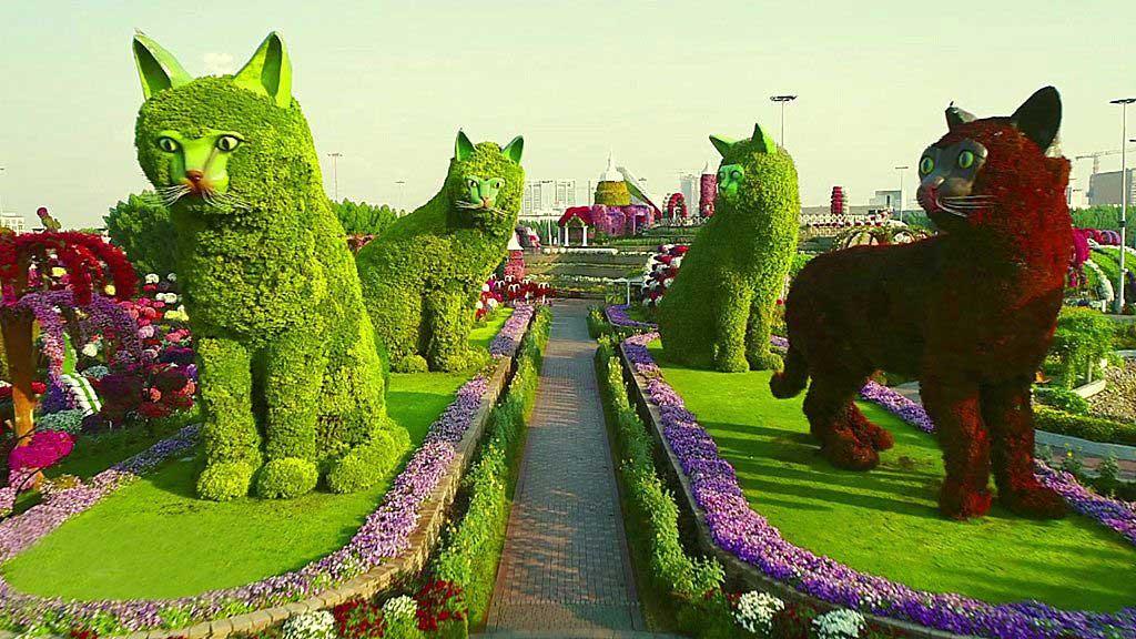 Dubai lifestyle: Luxury Parks