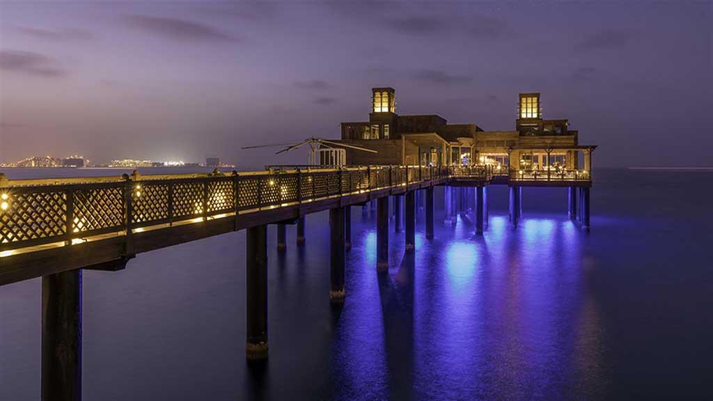 Dubai lifestyle: Luxury Restaurant