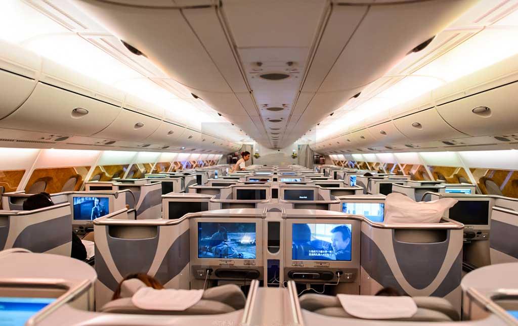 Dubai Lifestyle 2020: luxury airlines