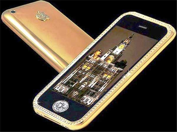 most expensive mobile in the world 2021