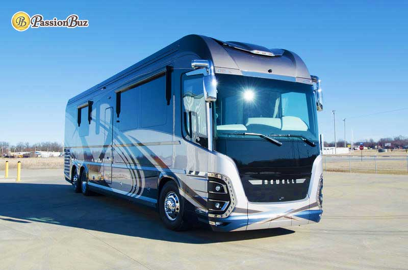 Expensive Luxury Buses in the World