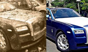 Luxurious Car Restoration in the World