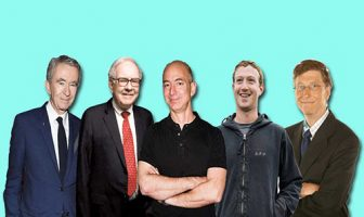 Top 10 Richest Billionaires in the World Now