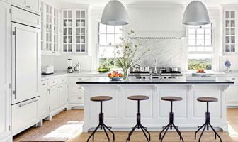 modern kitchen elements