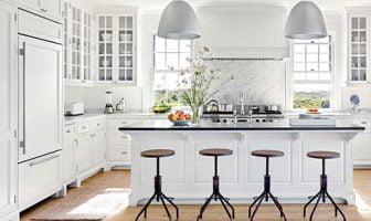 modern kitchen elements