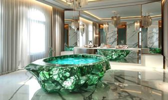 luxurious bathrooms in the world