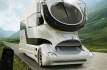 luxurious bus in the world