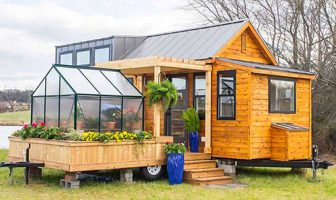 luxurious tiny homes