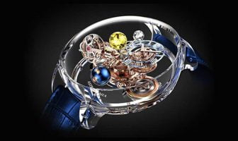 most luxurious watch brands in the world
